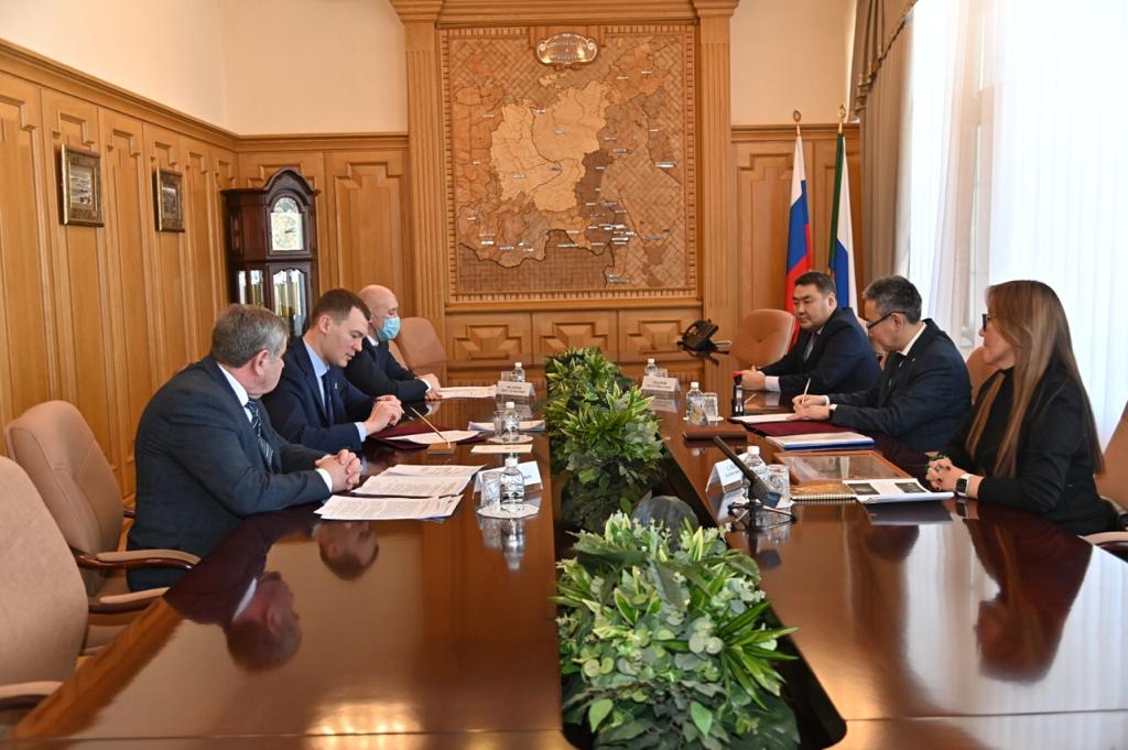 АГАТУ заключило Соглашение с Правительством Хабаровского края