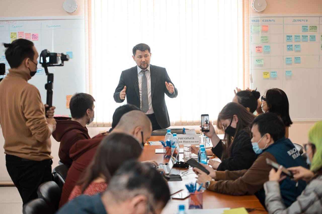 Евгений Григорьев рассказал о планах развития города Якутска