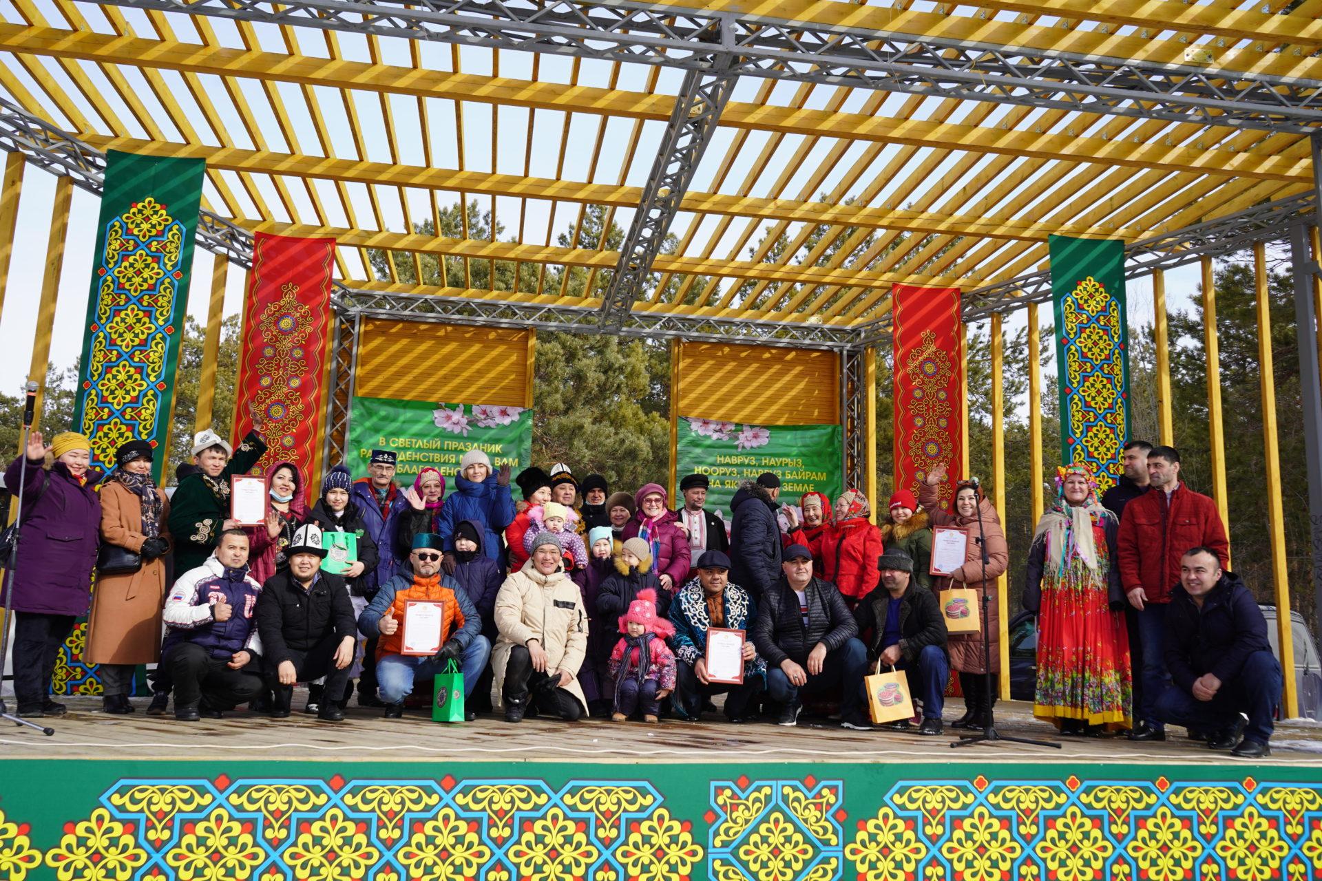 В Якутске отпраздновали Навруз