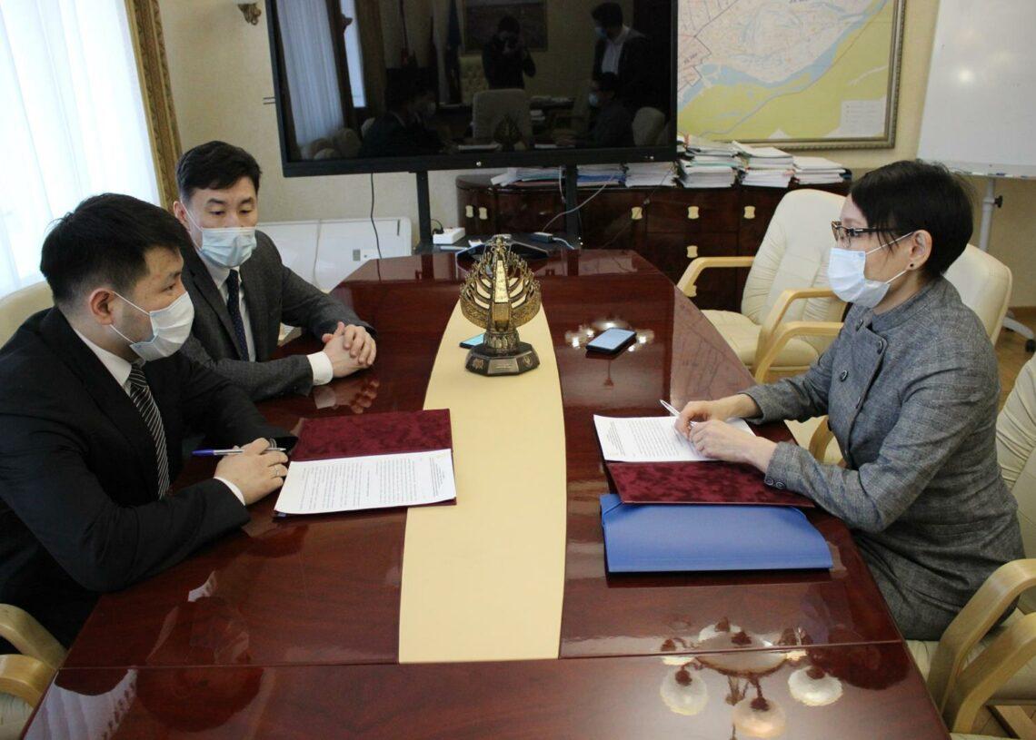 Якутск и ЯФЭК подписали соглашение о сотрудничестве