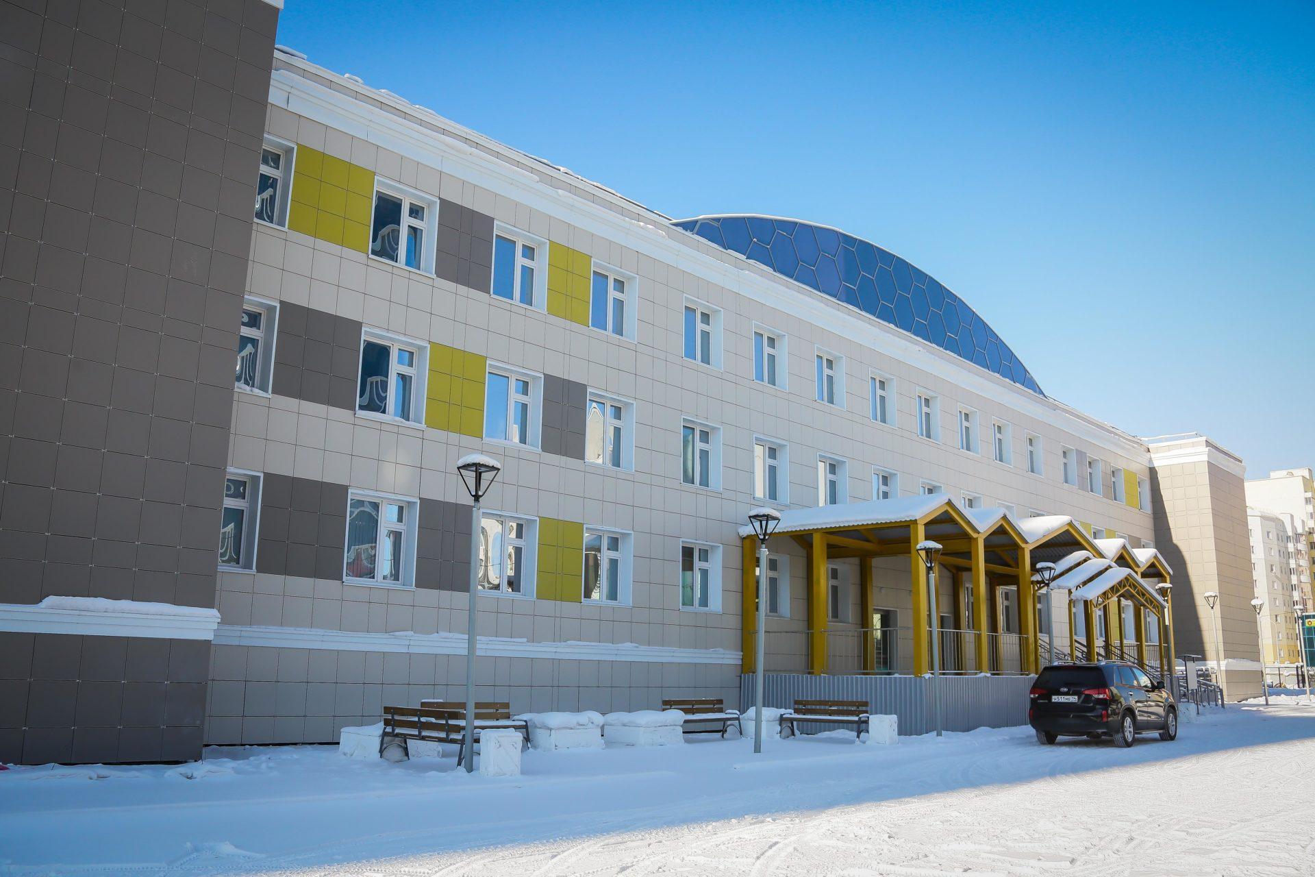 Новая школа и детский сад откроются в 203 микрорайоне города Якутска