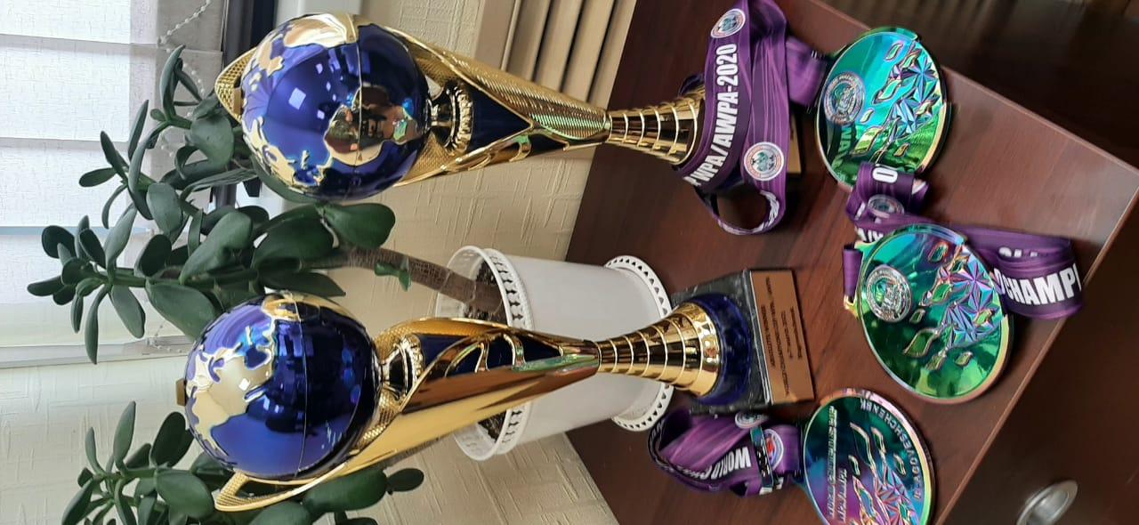 ЖДЯ: Блестящие победы Михаила Воронцова на Кубке чемпионов мира по пауэрлифтингу