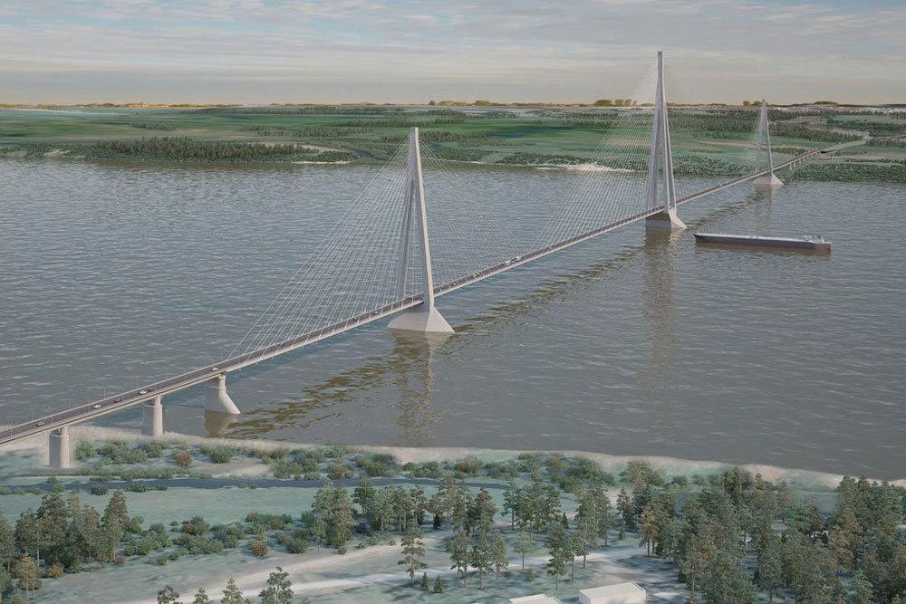 Депутаты Ил Тумэн поддержали проект строительства Ленского моста