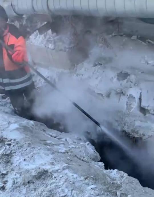 Противопаводковые мероприятия продолжаются в Якутске