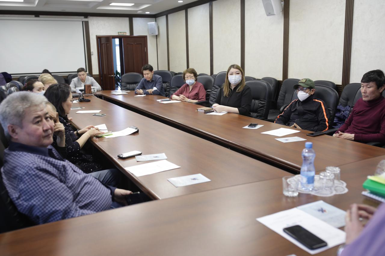 Евгений Григорьев: «Общественной палате Якутска необходимо стать эффективным инструментом для улучшения жизни горожан»