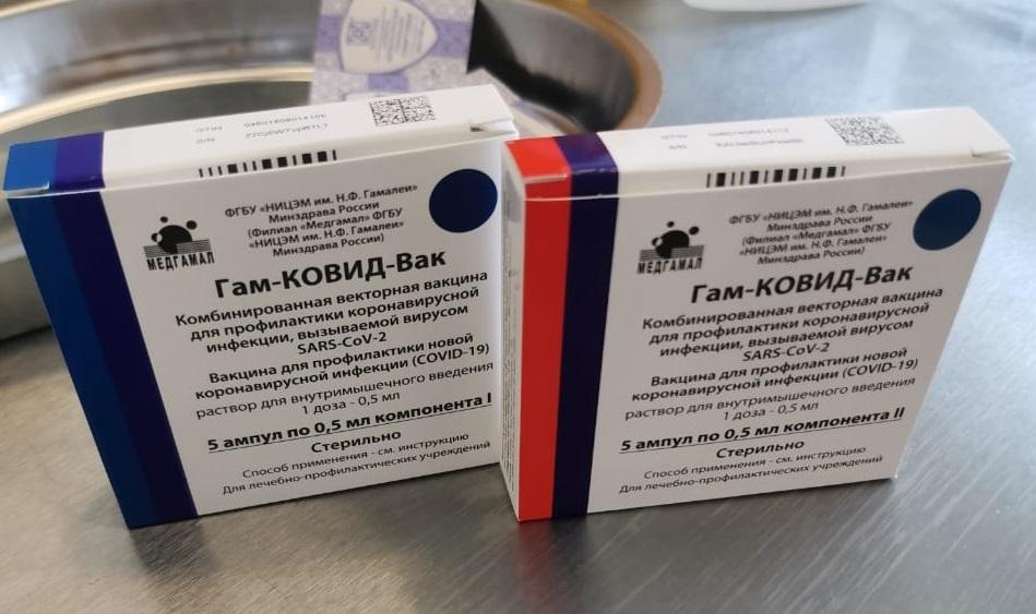 Акция по вакцинации против COVID-19 прошла в Якутске