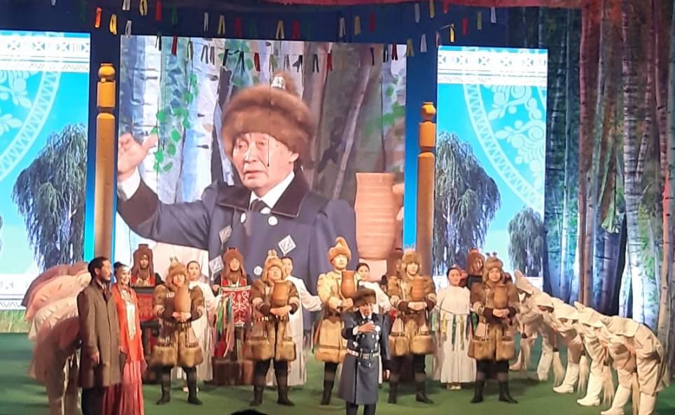 В Якутске отметили 80-летие Афанасия Федорова