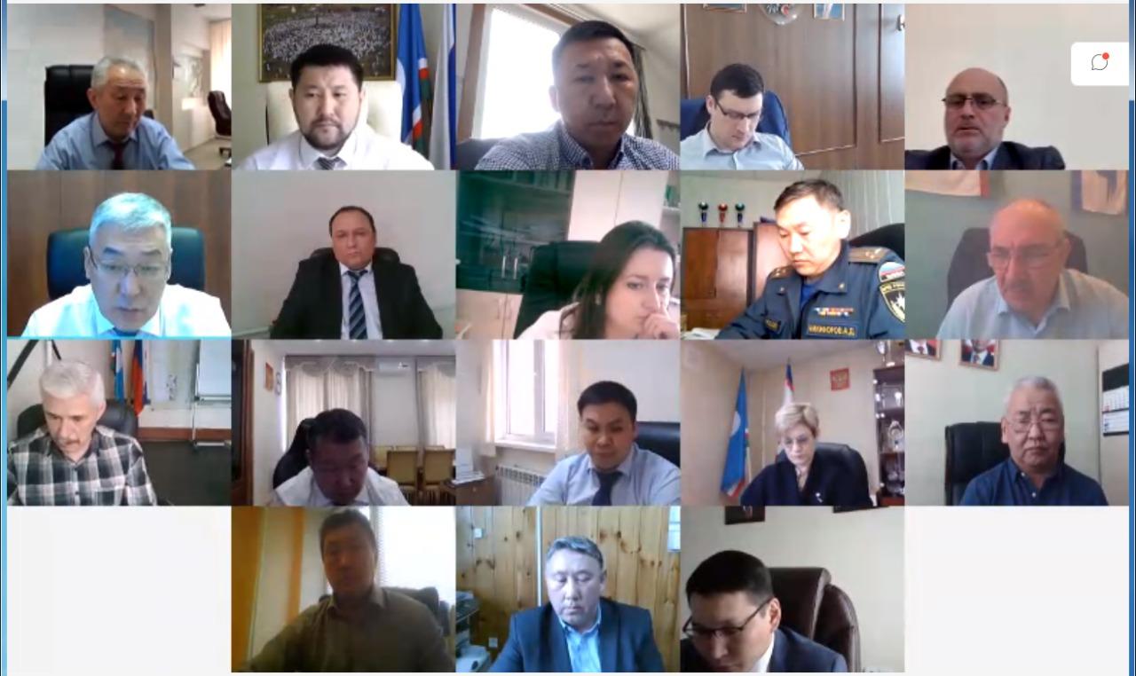 В Якутске идет подготовка к безопасному пропуску весеннего паводка