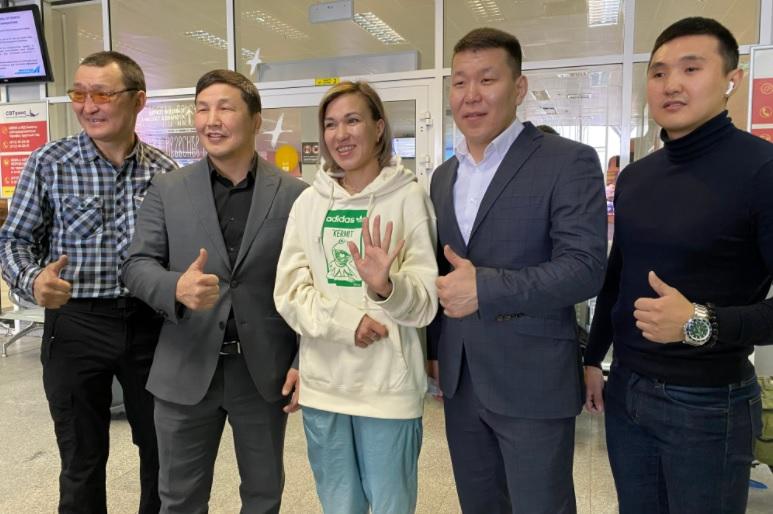 РУСАДА рассматривает заявку Сарданы Трофимовой по участию в Олимпийских играх