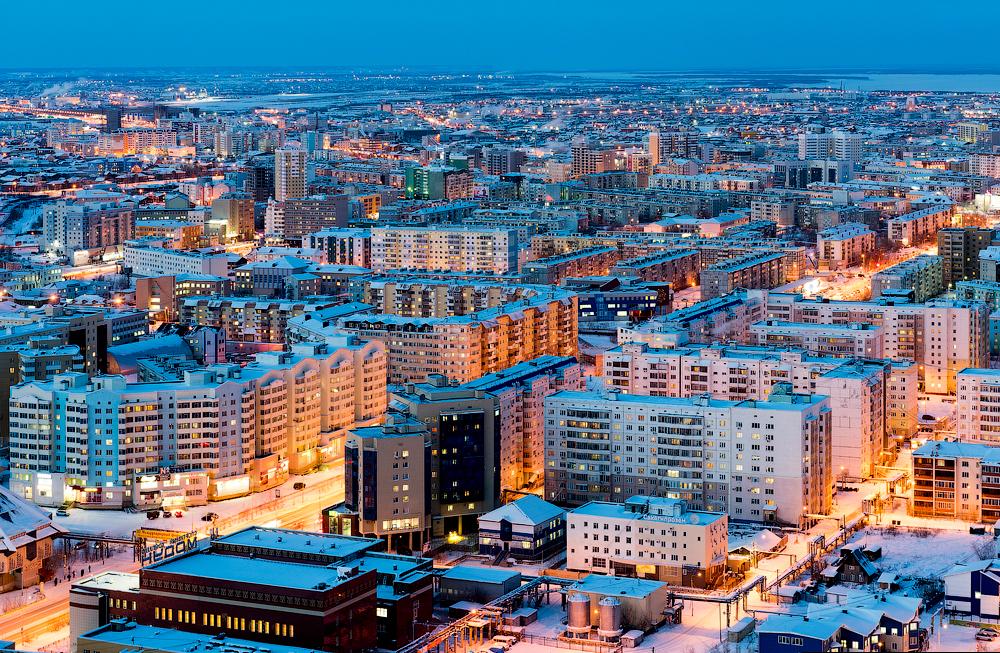 На уличное освещение в Якутске потратят 70 млн рублей