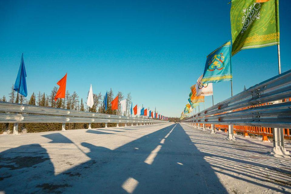 В Якутске в этом году введут в эксплуатацию рекордные 48 километров дорог