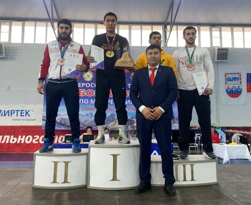 Студент АГАТУ – чемпион Кубка Кавказа по мас-рестлингу