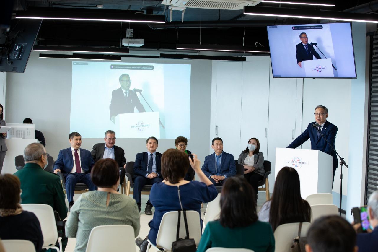 Константин Кривошапкин: молодежь способна превратить отходы в доходы