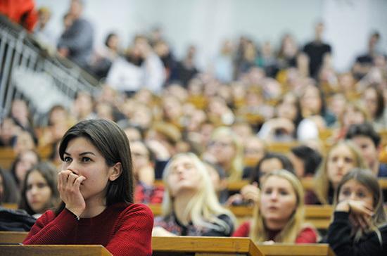 Возрастной порог для обучения на бюджете в вузах предложили увеличить
