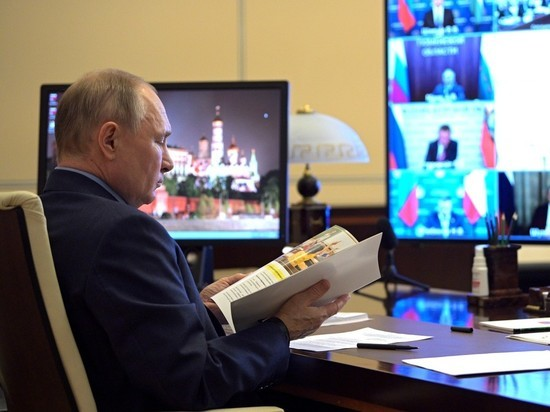 «Президент Путин «нищий» по сравнению со своими подчиненными» — декларации чиновников