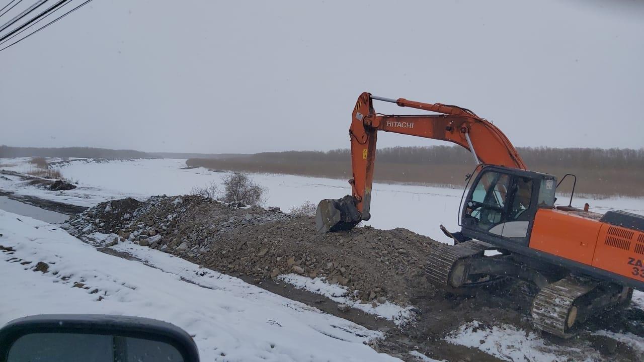 Власти Якутска направили на берегоукрепление 25 миллионов рублей