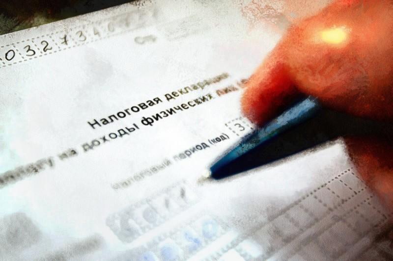 Налоговая служба: До окончания срока представления деклараций о доходах осталось меньше месяца