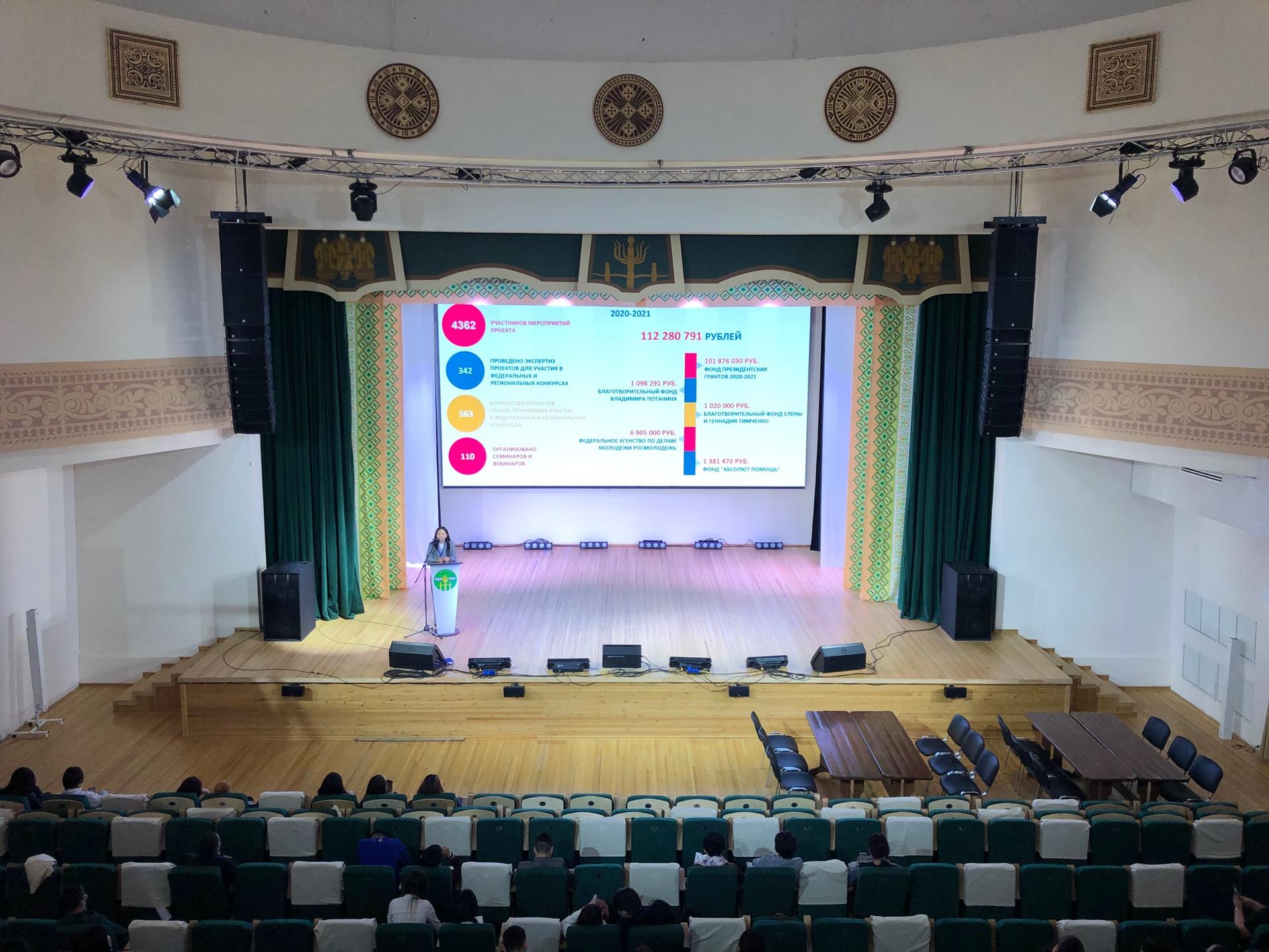 Сунтаарга Өрөспүүбүлүкэтээҕи «Сайдыы» общественнай хамсааһын форума тэрилиннэ