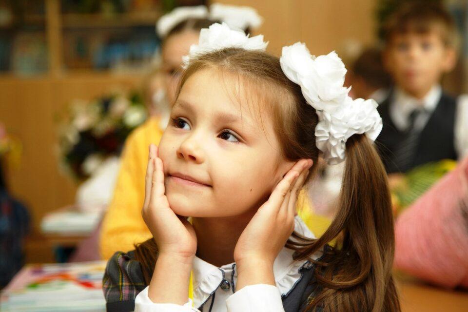 В российских школах началась запись детей в первый класс
