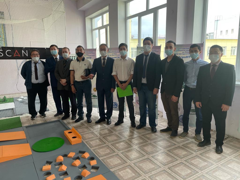 Стартовал региональный этап конкурса «АгроНТИ – 2021»!