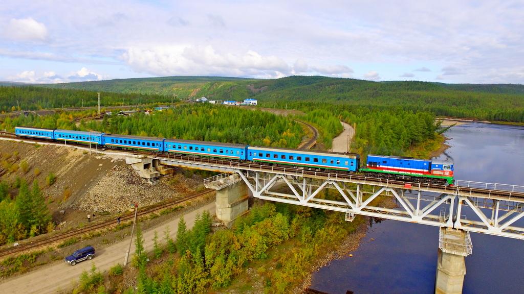 Акционерная Компания «Железные дороги Якутии» информирует об открытии продажи билетов на пассажирский поезд Нижний Бестях – Тында