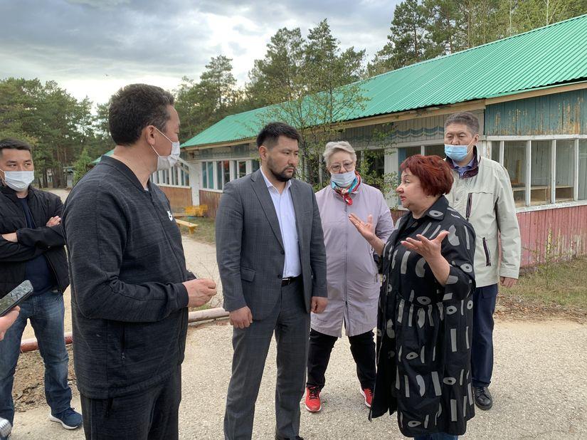 Депутаты Гордумы приняли участие в объезде детских лагерей