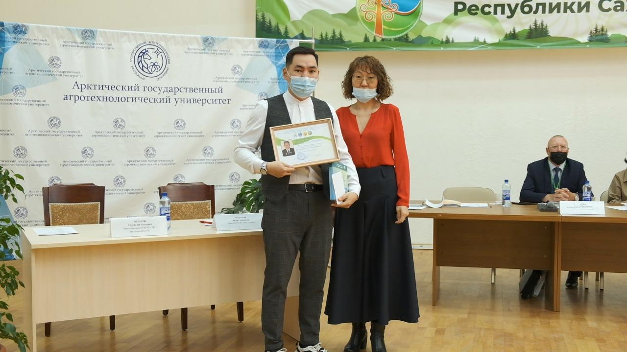 Трое студентов АГАТУ стали обладателями именной стипендии Петра Алексеевича Тимофеева