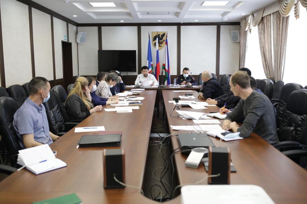 В Якутске принимают меры по антитеррористической защищенности образовательных учреждений
