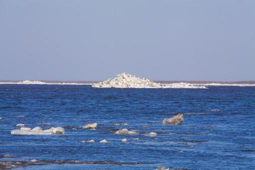 Паводковая обстановка на реках Якутии на 25 мая
