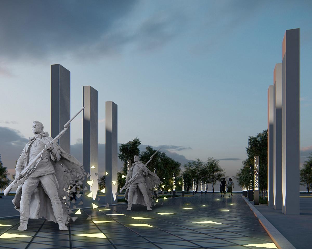 Парк Победы лидирует в голосовании за объекты благоустройства города Якутска