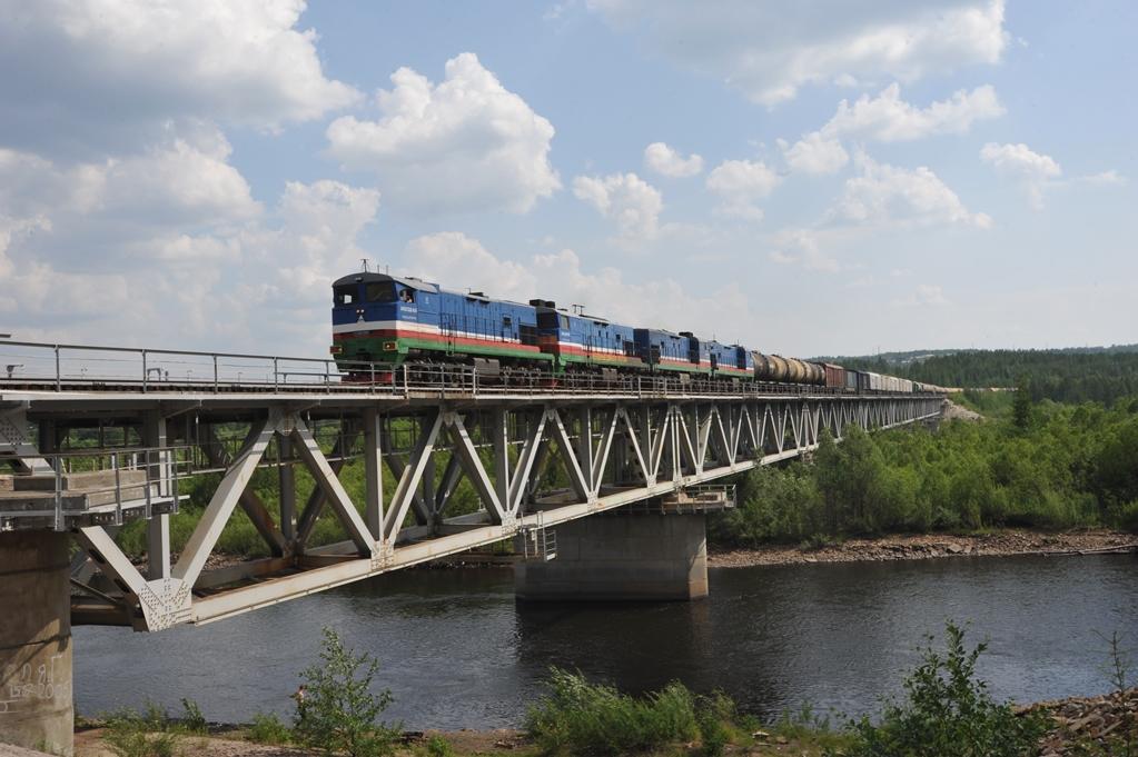 Объем перевозки грузов по инфраструктуре ЖДЯ вырос на 16%