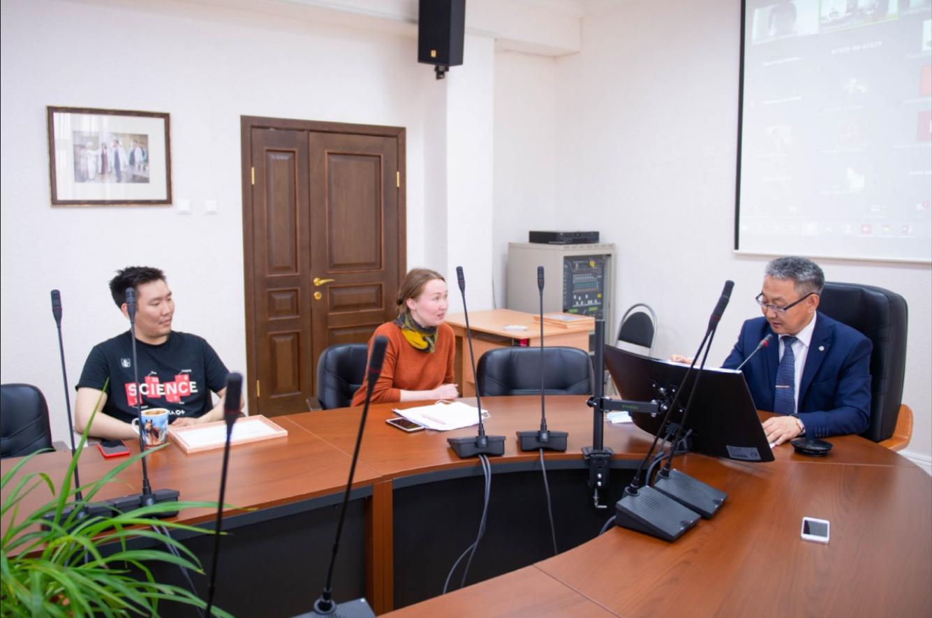 В АГАТУ состоялась презентация научного электронного журнала «Вестник АГАТУ»