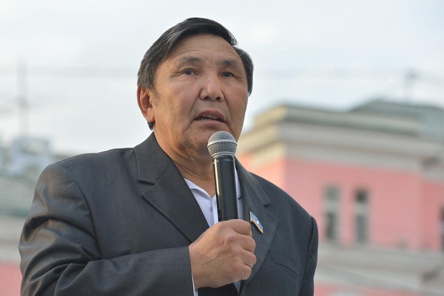 Иван ШАМАЕВ обратился к министру ВД РФ