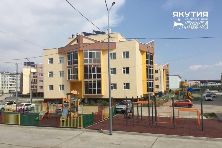 Темпы строительства жилья в Якутии вырастут по сравнению с прошлым годом