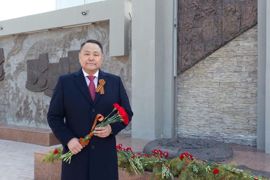 Альберт Семенов: Поздравляю вас с праздником 9 мая – Днем Великой Победы!