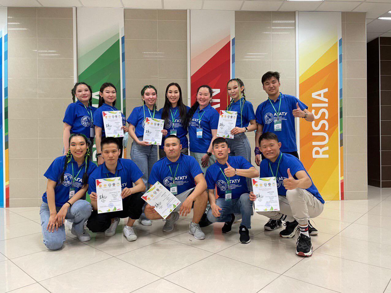 Студенты АГАТУ стали лауреатами Всероссийского фестиваля