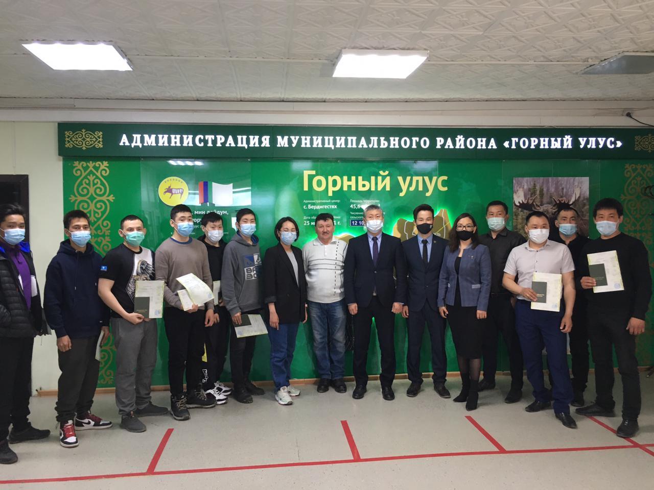 ЦОПП подготовил первых сварщиков в рамках проекта «Передвижной учебно-строительный комбинат «Пуск»