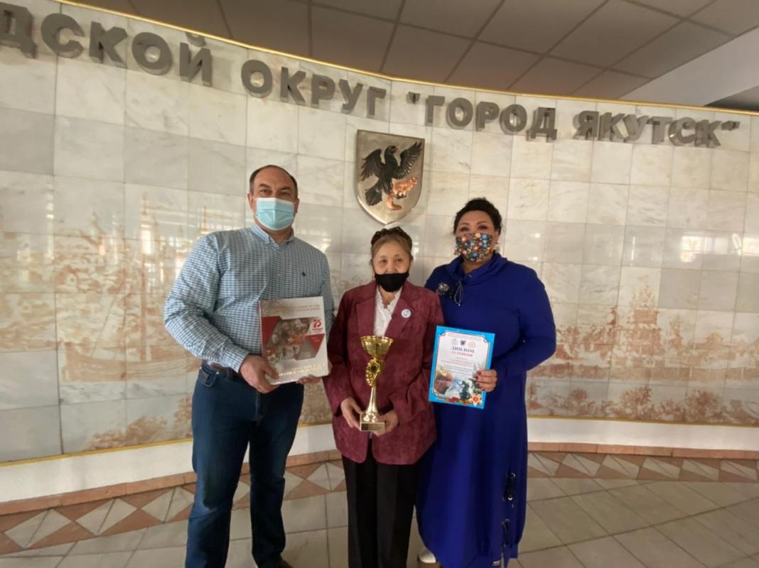 В Якутске прошел конкурс для школьников «Мы – патриоты»