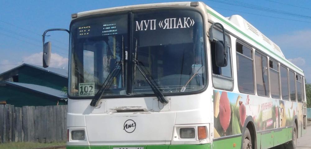 В Радоницу увеличится количество автобусов, маршрут которых проходит рядом с кладбищами Якутска