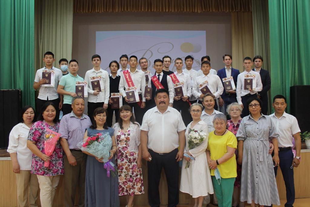 ВЫПУСК-2021 Якутского промышленного техникума