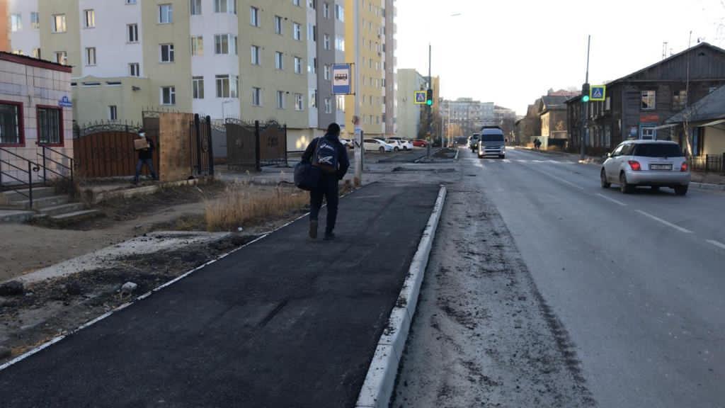 МКУ «Главстрой» ведет претензионную работу с недобросовестным подрядчиком дорожных работ