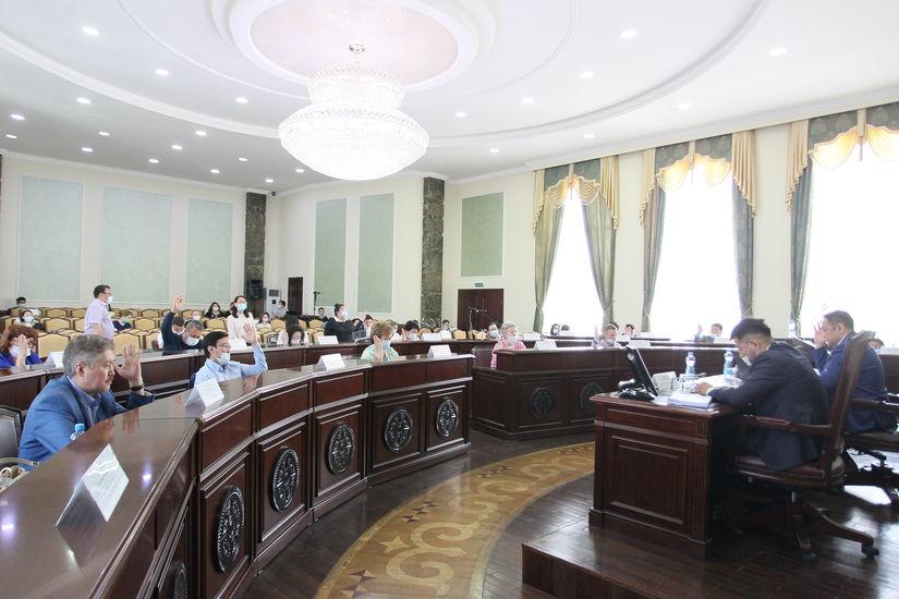Бюджет 2021 года самый большой в истории Якутска