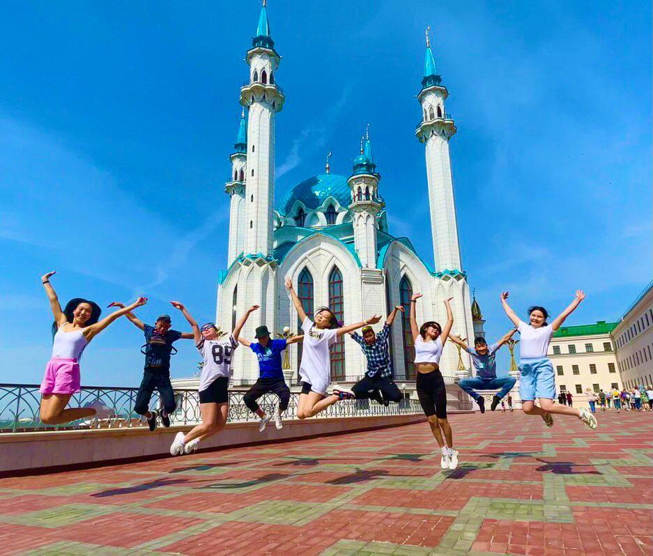 Танцевальный коллектив «Сандал» приглашает абитуриентов!