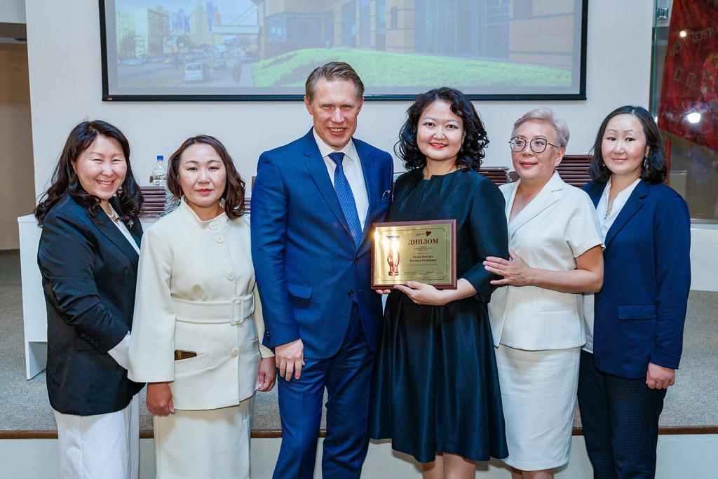 Якутские ученые-генетики получили главную медицинскую премию России
