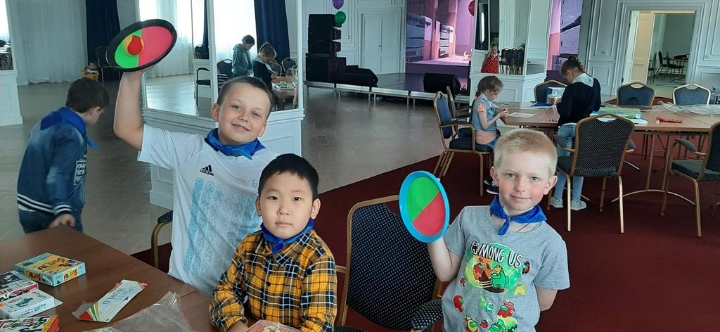 В Культурном центре АО «АК «ЖДЯ»  открылась творческая смена для детей работников  на время летних каникул «ЖДЯжки».