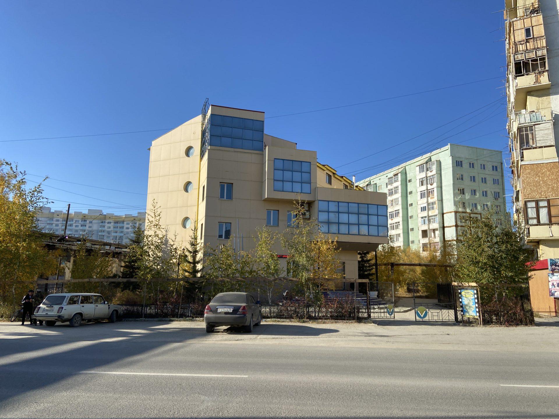 В Якутске планируется открытие «IT-куба» в здании бывшей «Ниагары»
