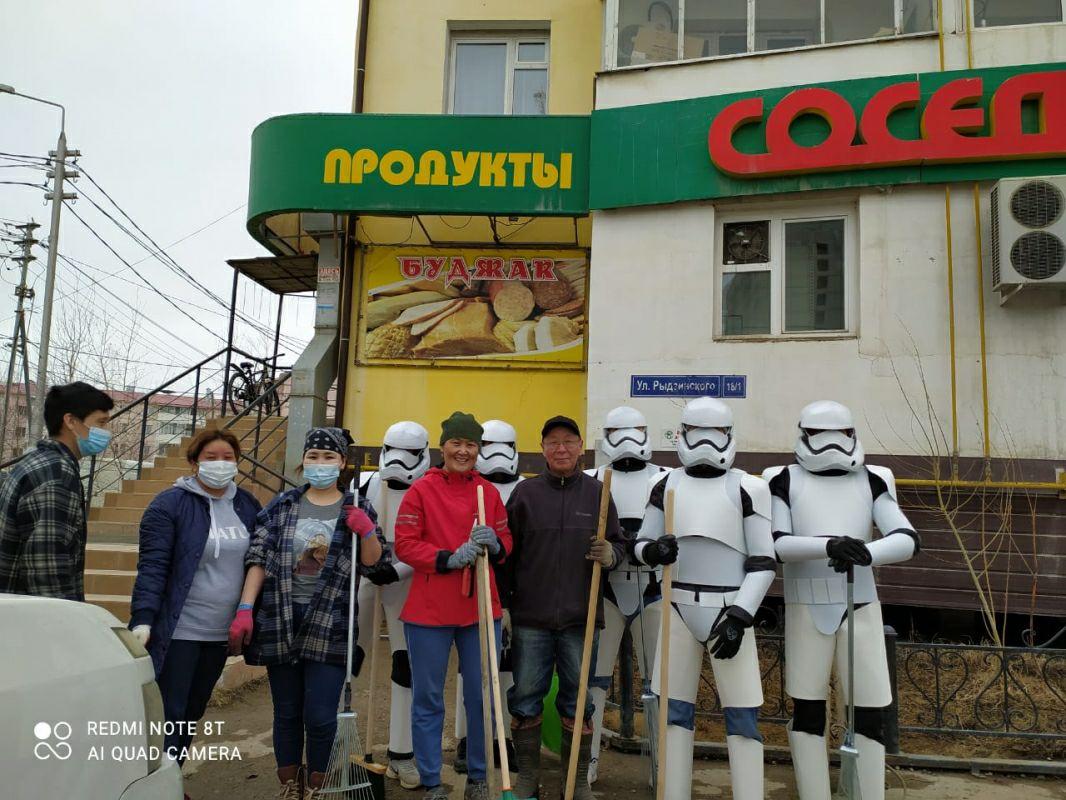 Подведены итоги трехмесячника санитарной очистки в городе Якутске