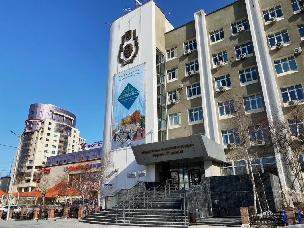В два раза больше опор уличного освещения установят в этом году в Якутске