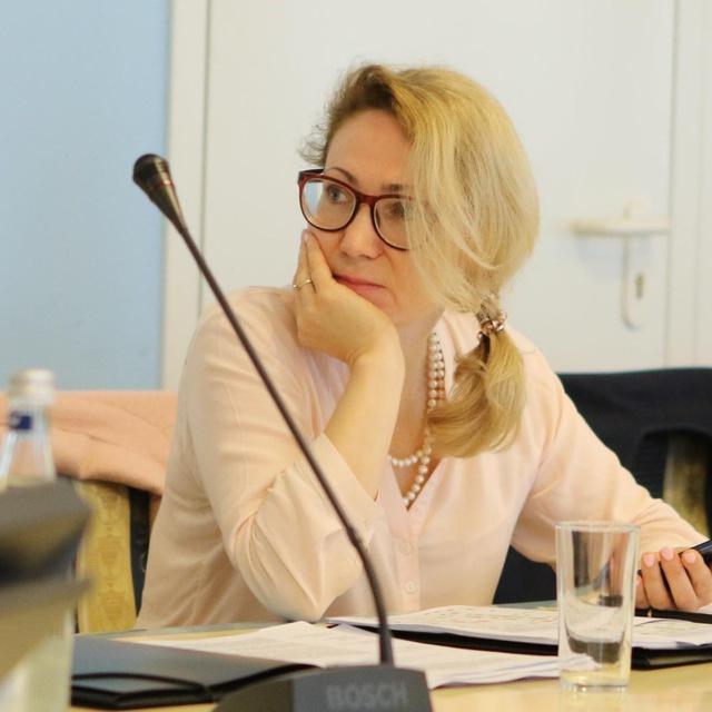 Руководитель ЦИК ВСМС приняла участие в онлайн-презентации социальных проектов