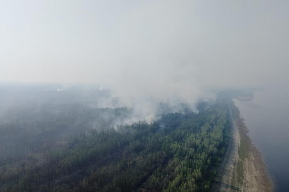 В Якутии на борьбу с лесными пожарами выделят дополнительно 50 миллионов рублей